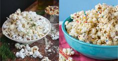 Prepare for the Oscars with these fancy popcorn recipes.