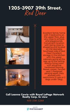 Awesome family #HomeForSale! Excellent storage in the kitchen with the upper cabinets going up to the full length of the ceiling. Roomy living room with attractive hardwood flooring.  #Listing: http://ow.ly/ZeIr30jTP6w #ShantelCampbellRealtyGroup #Realtor®