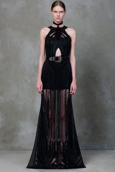Mara Siyah Elbise MLWSS16DE3041