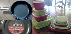 Xtrema Ceramic Skillet & FridgeX Food Storage Set Review  http://www.onemomsmoxie.com/2013/03/xtrema-ceramic-skillet-fridgex-food.html