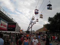 WI state fair - where I fell in love