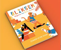 The very first issue of BLIKSEM magazine is now for sale! Check: www.bliksem-magazine.nl. Cover: Ilse Weisfelt