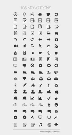 icon sets / vectors