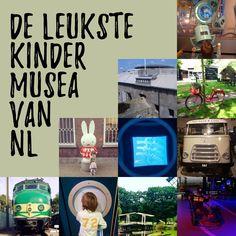 Ik wist niet dat er in Nederland zo ontzettend veel leuke musea voor kinderen zijn! Een paar weken geleden vroeg ik op Facebook en Instagram wat jullie favoriete museum is en wat er nog op jullie w…