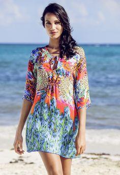 Beldona Summer Collection 2016 | Beachwear | Bluse #beachwear #Bademode #Strandaccessoires #Bluse