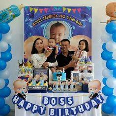 Resultado de imagen de boss baby party