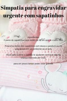 Simpatia para engravidar urgente com sapatinhos  #simpatias #oraçãoja