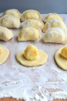 Pierogi 8 ways Kitchen Recipes, Snack Recipes, Cooking Recipes, No Cook Appetizers, Polish Recipes, Polish Food, Dinner Dishes, Everyday Food, Food Inspiration