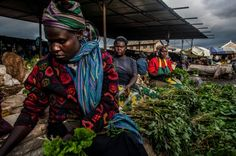 The rise of Africa's super vegetables. The rise of Africa's super vegetables Long overlooked in parts of Africa, indigenous greens are now capturing attention for their nutritional and environmental benefits. : Nature News & Comment