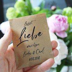 Blumendeko, Schilder, Gastgeschenke, Hochzeitsgeschenke, DIY-Vorlagen, Sitzpläne, Brautjungfern und Trauzeugen Geschenke, uvm. auf LieblingsPrint.de