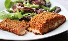 Skinny Blackened Salmon | Skinny Mom | Where Moms Get The Skinny On Healthy Living