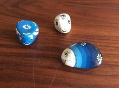 Tips voor Stenen schilderen (doodlestones) | doodle | steen | verf Stones, Drawings, Happy, Tips, Decor, Rocks, Decoration, Advice, Stone
