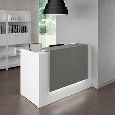 Receptiebalie Exclusive enkel - Designkantoormeubilair.nl