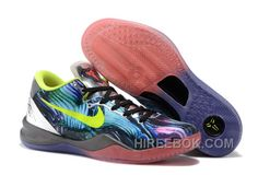 b674a2d7c78 Nike Zoom Kobe 6 New Colorways Basketball Shoes Authentic