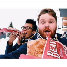 BeaverTails fan photos like this one from @chrispaynephoto make our Mondays a little sweeter :) via IG