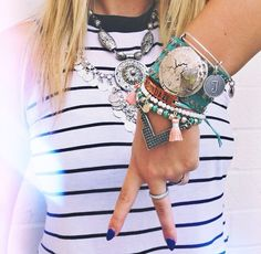 That Alex and ani!!