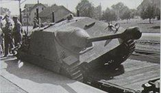 October 1947 one of the G-13s fell off the flat car during transport.