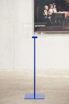 EMMA - In Search of the Present Designed by Werklig, Finland 012 Museum Exhibition Design, Exhibition Display, Exhibition Space, Signage Display, Signage Design, Environmental Graphic Design, Environmental Graphics, Display Design, Store Design