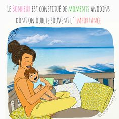 illustration citation maman parent bonheur