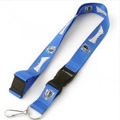 Dallas Mavericks Lanyard - Blue #DallasMavericks