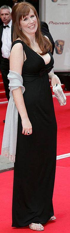 Catherine Tate 2007 BAFTA