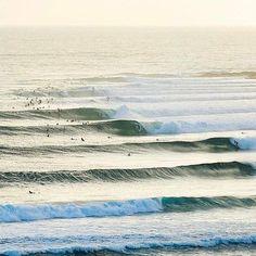 Natures ultimate surf park. Snapper Rocks Coolangatta on the #GoldCoast of Australia  Photo: @juan_medina_jcm @shaggamang #surfpark #snapperrocks #coolangatta #naturalsurfpark by surfparkcentral