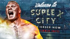 WWE 2K17 - THE ROAD TO SUPLEX CITY EPIC TRAILER (PS3/360/PS4/XB1)