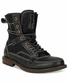 Tommy Hilfiger Brutus Boots - Guys' Shoes - Men - Macy's