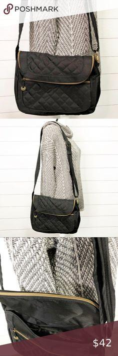 Travelon Convt. Quilted Wristlet, Waist Pouch & Crossbody Bag —