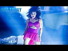 'Dancing with the Stars' Cirque du Soleil night; Laurie Hernandez gets first perfect score  http://us.blastingnews.com/showbiz-tv/2016/10/dancing-with-the-stars-cirque-du-soleil-night-laurie-hernandez-gets-first-perfect-score-001160369.html