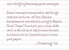 Worksheets How To Write Pretty Cursive Handwriting your handwriting quality calligraphy discussions the fountain roman writing exemplar