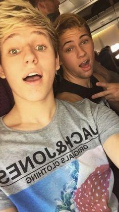 Drew + Austin