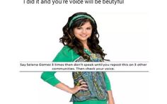 Selena Gomez can't sing so people who do this mess up their voice Funny Texts, Funny Jokes, Hilarious, Fail Texts, Funny Pranks, Teen Posts, Teenager Posts, Selena Gomez, Just In Case