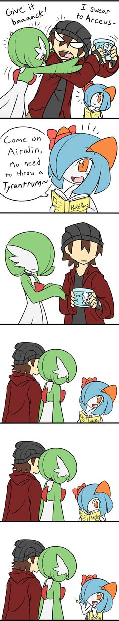 PokePuns by RakkuGuy.deviantart.com on @DeviantArt