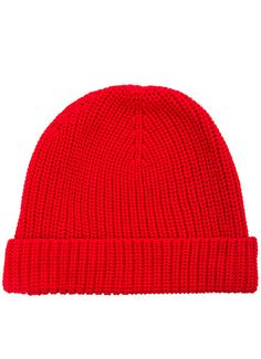 A.P.C. Sailor Beanie in Red on shopstyle.com