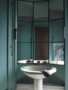 Decorare le pareti: i consigli per il bagno – Foto
