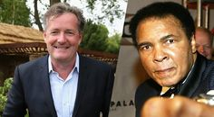 Never underestimate the power of Twitter to serve justice to those who troll greatness.  Piers Morgan may have learned a lesson (or perhaps not) after he decided to stomp all over the mourning process after Muhammad Ali's death.  Morgan is a bit of an addict when it comes to Twitter, and he's even more