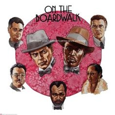 Boardwalk Empire by Artist, Kevin-John Jobczynski