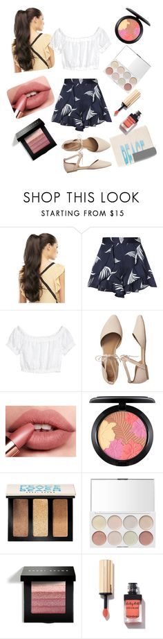"""""""Sunny day in Manhattan"""" by hollandstar2 ❤ liked on Polyvore featuring C/MEO COLLECTIVE, Gap, MAC Cosmetics and Bobbi Brown Cosmetics"""
