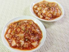 Chinese meal - 麻婆豆腐