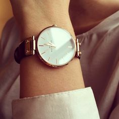 Minimalistic elegance - Mockberg Rose Gold, buy yours at our website. Free shipping and free returns.#mockberg