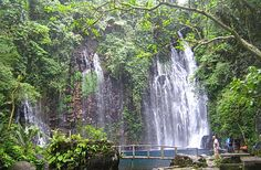 Lanao del Norte, Iligan, Tiango Falls,