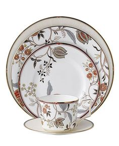 For the modern match: Wedgwood #dinnerware #plates #registry #macys BUY NOW!