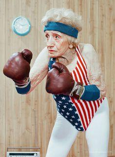 Ne sous-estimez pas votre grand-mère, les personnes âgées ont ...