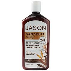 Jason Dandruff Relief 2 in1 Shampoo + Conditioner -- 12 fl oz Jason http://www.amazon.com/dp/B00A8XPO6O/ref=cm_sw_r_pi_dp_RtUrvb1DZYYNF