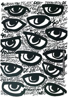 Hey WMIS Artists! Eyes and words always work together artistically!