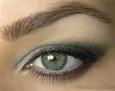 Image Search Results for smoky eyeshadow for green eyes
