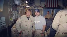 Link in bio#thatchillaxdude  Throwback Thursday (circa 2004) A younger me and  @markwillsmusic aka Cousin Mark meet for the first time in Kuwait City aboard a cramped C17 bound for Baghdad.  #followyourarrow #travel  #travelbug #travelblog #travelgram #wanderlust #notallwhowanderarelost #wander #love #instalike #instatravel #like4like #followme #passportready #nationalgeographic #natgeo #photography #holiday #tourism #travelblogger #worldtravel #buencamino #love #happy #adventure…