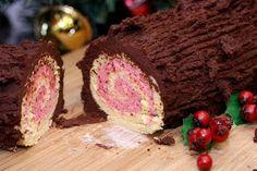 Traditional Yule Log recipe!