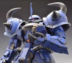 NG 1/100 MS-78B-3 Gouf Custom Conversion Kit - Painted Build